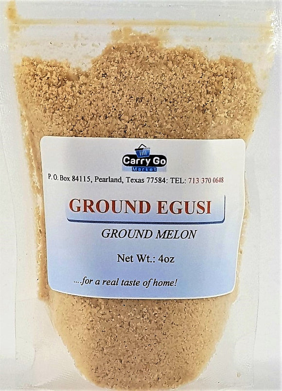 Ground Egusi - Carry Go Market