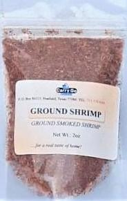 Ground Shrimp 2oz - Carry Go Market