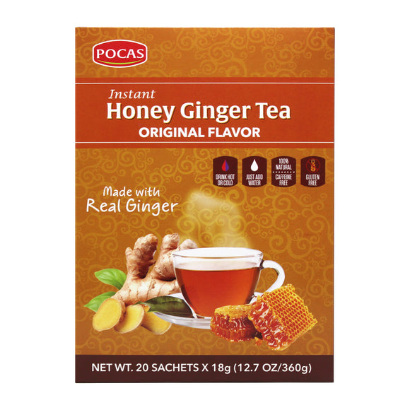 Honey Ginger Tea - Original Flavor