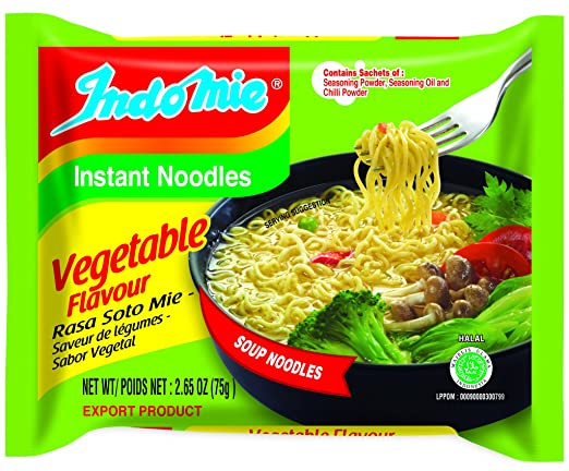 Indomie Noodles - Vegetable Flavor