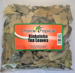 Kinkeleba Leaves