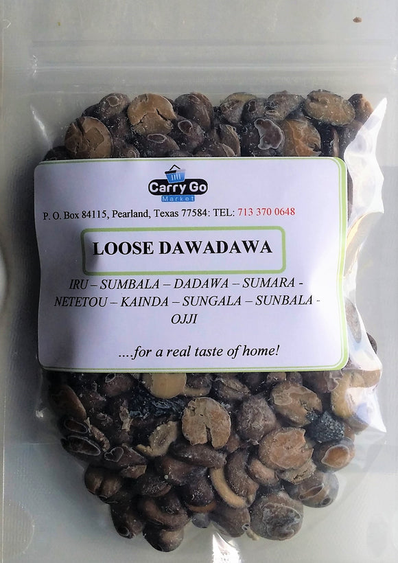 Loose Dawadawa - Carry Go Market