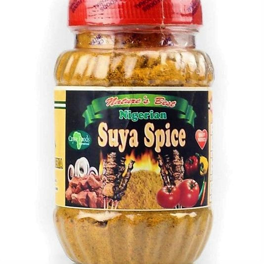 Suya Spice Mix 8oz