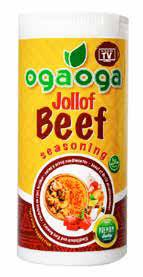 Beef Jollof Seasoning