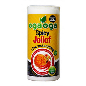 Spicy Jollof Seasoning