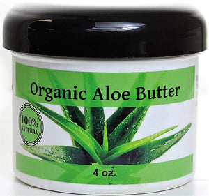 Organic Aloe Butter 4oz