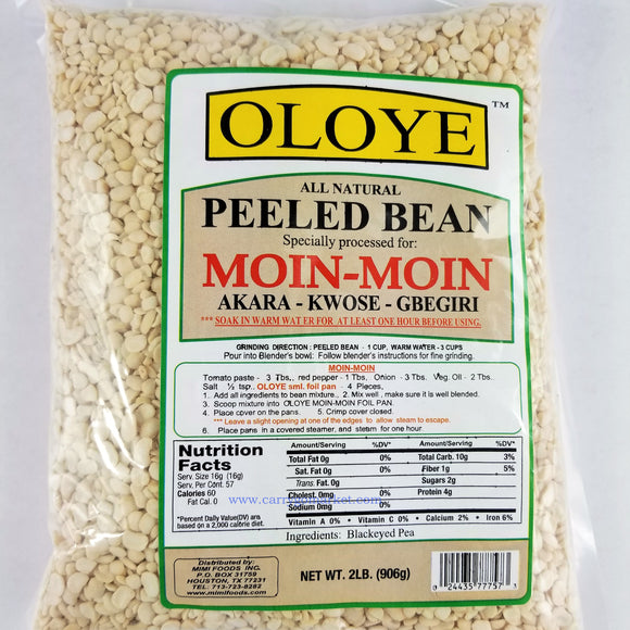 Peeled Beans - Carry Go Market