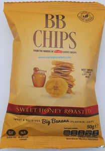 BB Sweet Plantain Chips