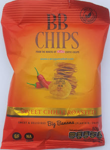 BB Spicy Plantain Chips
