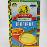Plantain Fufu 24oz - Carry Go Market