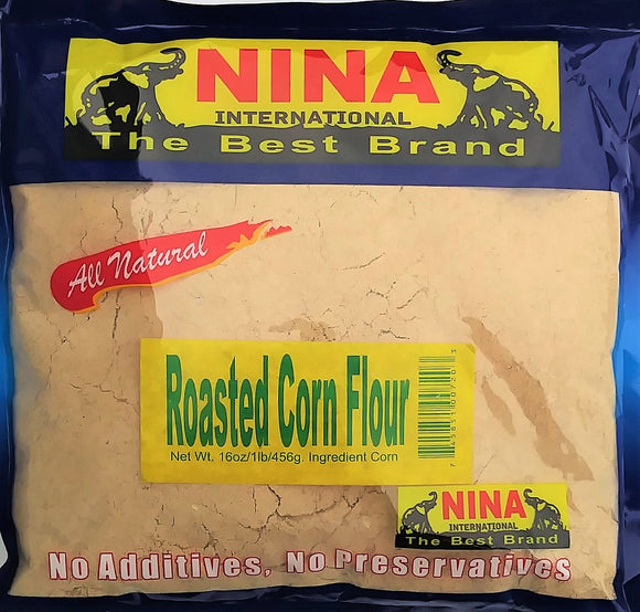 Roasted Corn Flour