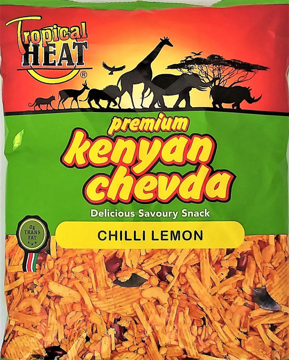Kenyan Chevda - Chilli Lemon