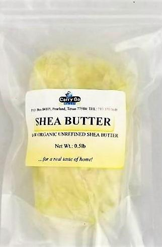 Ivory Shea Butter - Carry Go Market