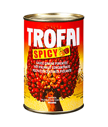 Trofai Palmnut Concentrate - Spicy