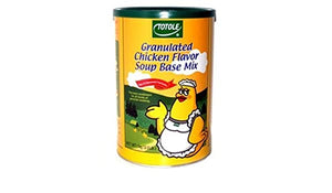 Totole Granulated Chicken Flavor Soup Base Mix