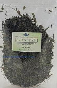 Dried Ukazi Leaves - Carry Go Market