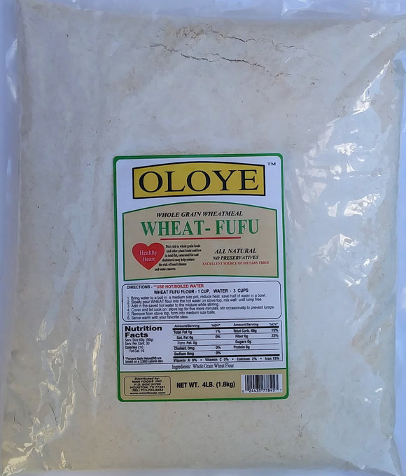 Wheat Fufu Flour - Carry Go Market