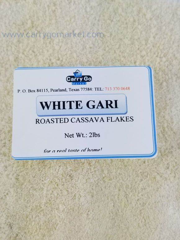 White Gari - Carry Go Market
