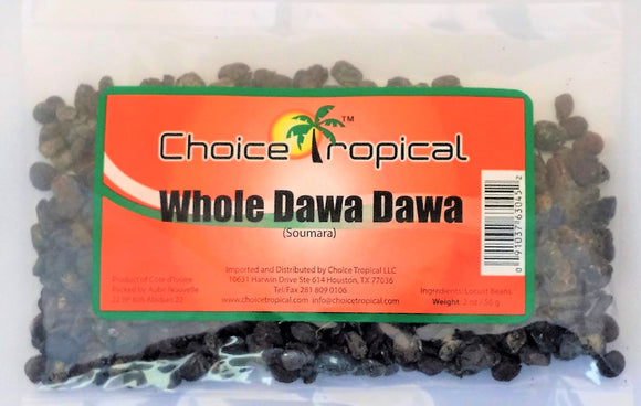 Dried Dawa-Dawa
