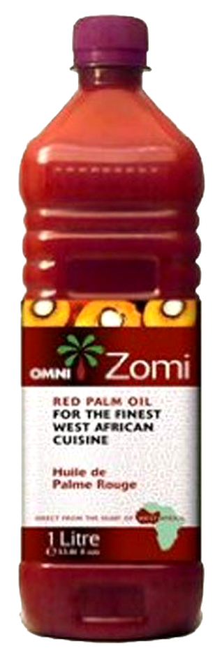 Zomi Palm Oil - Omni