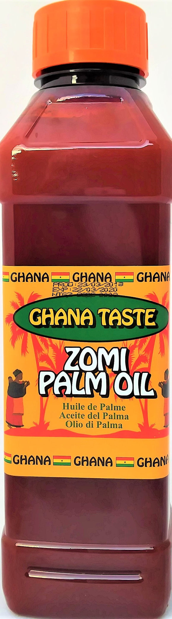 Zomi Palm Oil 1L - Carry Go Market