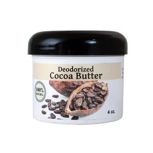 Cocoa Butter (Deodorized)