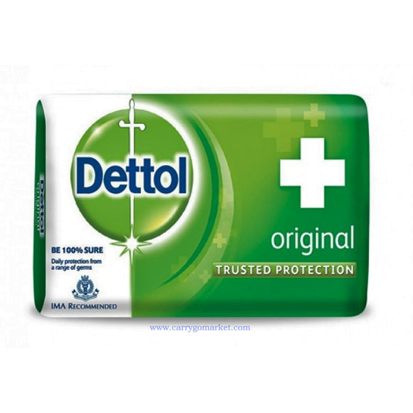 Dettol Soap - Carry Go Market