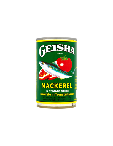 Geisha Mackerel Fish