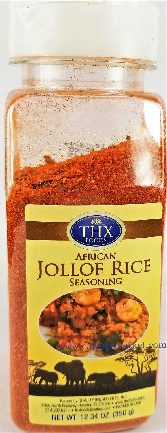 Jollof Rice Seasoning - Carry Go Market