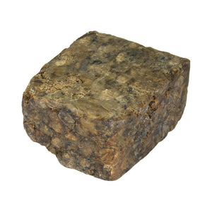 Raw Natural Black Soap Bar