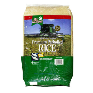 Parboiled Rice 25lbs - Carry Go Market
