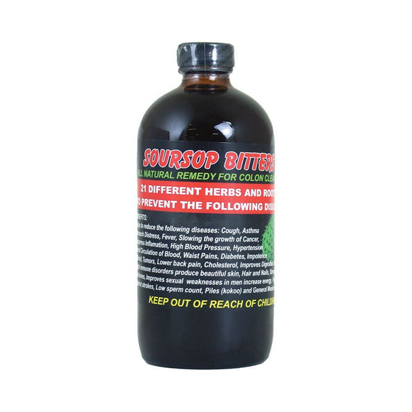 Soursop Bitters 16oz