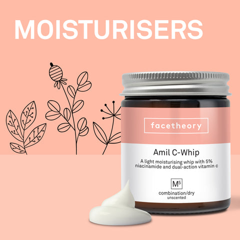 MOISTURISERS FOR ALL SKIN TYPES