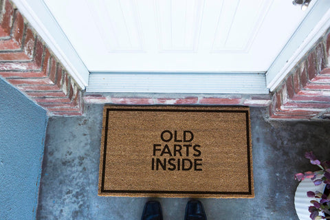 Doormats for grandparents