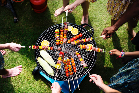 How to organize a perfect BBQ party, when Bison mats are involved