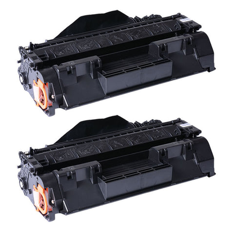 Printing Saver CF280X 80X black compatible toner for HP LaserJet Pro M401A, M401D, MFP M425DN - Printing Saver