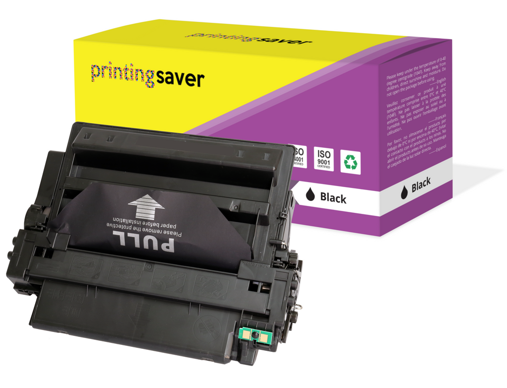 Printing Saver Q6511A 11A black compatible toner for HP LaserJet 2400, 2410, 2420, 2430 - Printing Saver