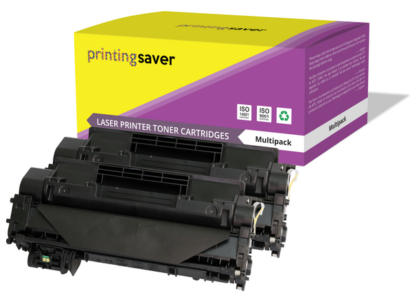 Printing Saver CE505A 05A black compatible toner for HP LaserJet P2030, P2050, P2055 - Printing Saver