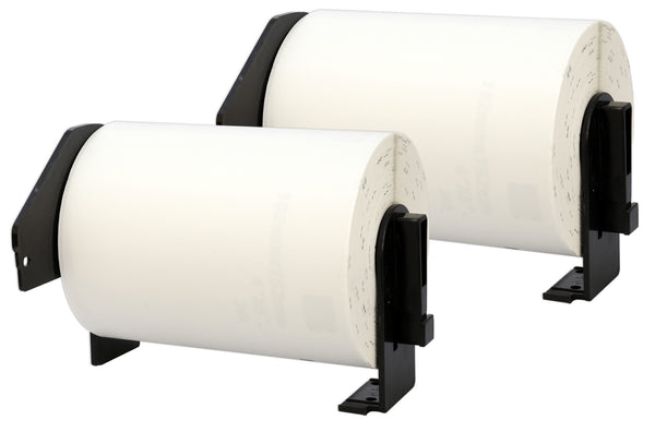 DK-11241 102 x 152 mm Compatible Shipping Labels Roll  for Brother P-Touch QL-1050, QL-1050N, QL-1060N, QL-1100, QL-1110NWB - Printing Saver
