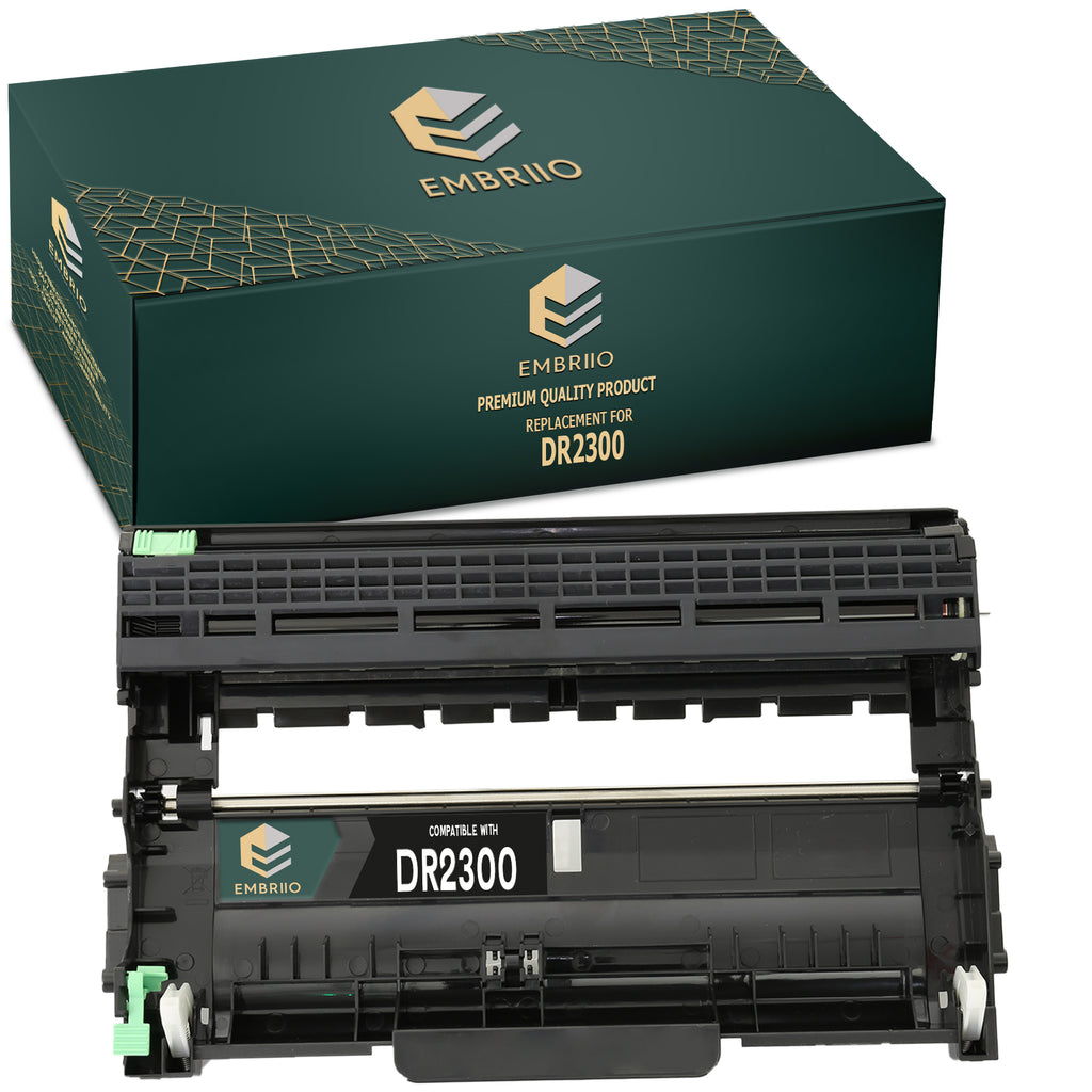 Compatible Brother DR2300 Drum Unit by EMBRIIO