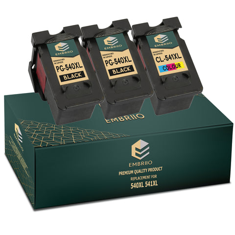 Compatible Canon PG-540xl & CL-541xl ink cartridge