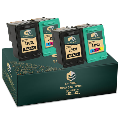 Compatible HP 336 & 342 ink cartridge