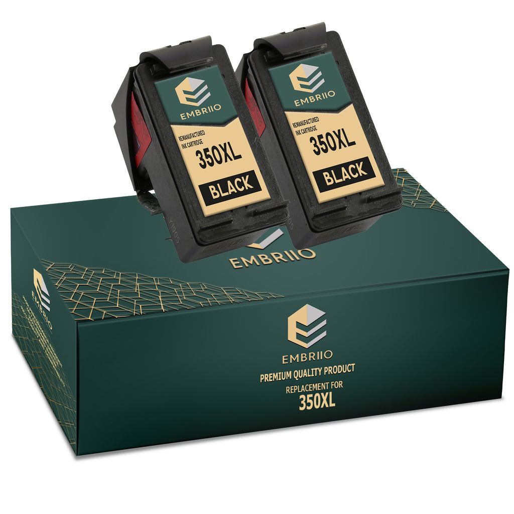 Compatible HP 350XL & 351XL ink cartridge