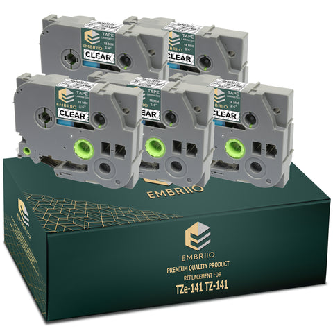 Compatible Brother TZe-141 TZ-141  Label Tapes
