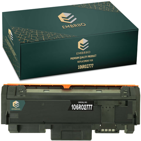 Compatible Xerox 106R02777 106R02775 Toner Cartridge by EMBRIIO