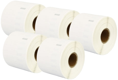 Printing Saver 11351 11 x 54 mm Compatible Jewellery Labels Roll for Dymo LabelWriter 300 320 400 450 Turbo - Printing Saver