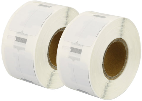 Printing Saver 11353 12 x 24 mm Compatible Multipurpose Labels Roll for Dymo LabelWriter 300 320 400 450 Turbo - Printing Saver