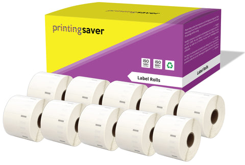 Compatible Roll 11354 S0722540 57mm x 32mm Address Labels for Dymo LabelWriter 300 320 400 450 Turbo - Printing Saver