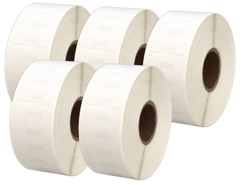 Printing Saver 11355 19 x 51 mm Compatible Multipurpose Labels Roll for Dymo LabelWriter 300 320 400 450 Turbo - Printing Saver