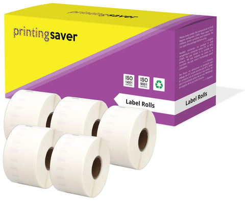 Compatible Roll 11356 S0722560 89mm x 41mm Labels for Dymo LabelWriter 300 320 400 450 Turbo - Printing Saver